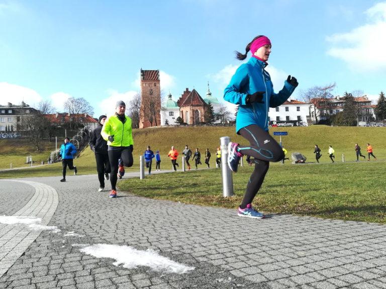 Orlen Warsaw Marathon bezpłatne treningi