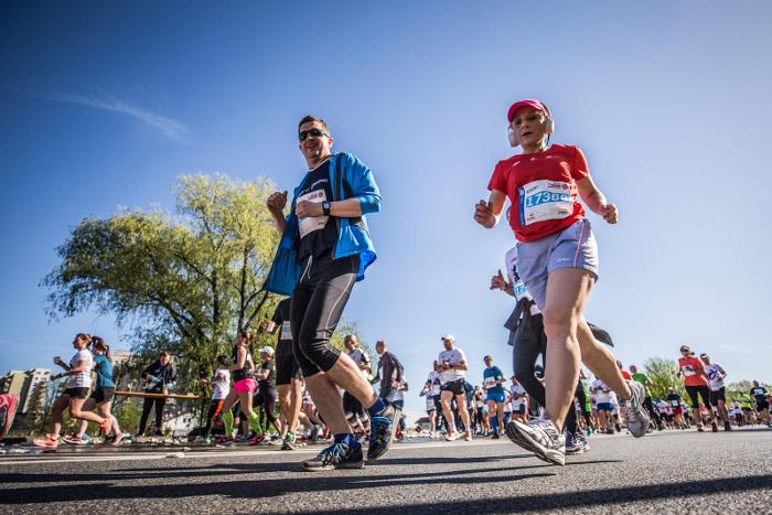 Oshee wspiera biegaczy Orlen Warsaw Marathon