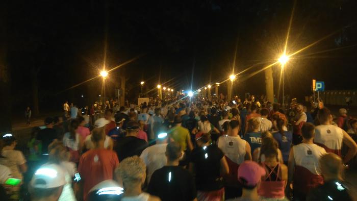 Półmaraton Wrocław 2018 start biegu