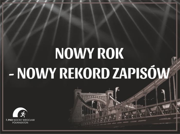 Półmaraton Wrocław 2019 zapisy