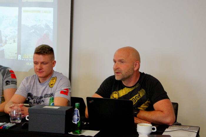 Marcin Szymański Runmageddon