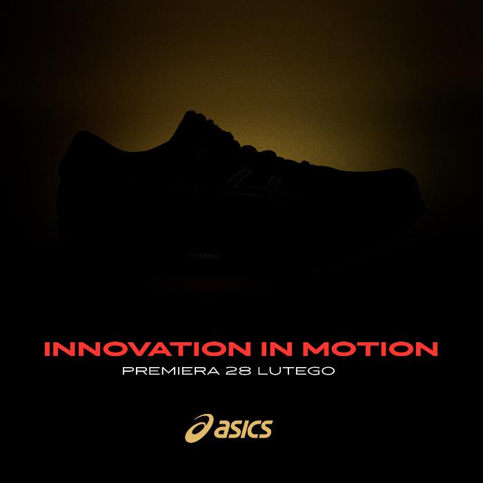 ASICS - w czwartek prawdziwa rewolucja