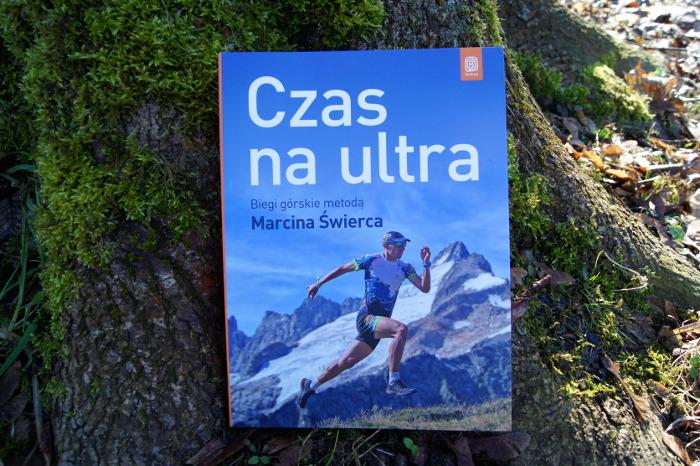 Czas na ultra - wygraj książkę Marcina Świerca