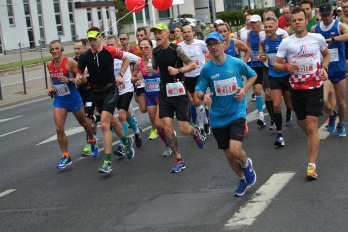maraton 2019, gdzie pobiec 42 km i 195 m