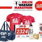 ORLEN Warsaw Marathon 2019 – już wszystko wiadomo! [pakiety, medale, koszulki]