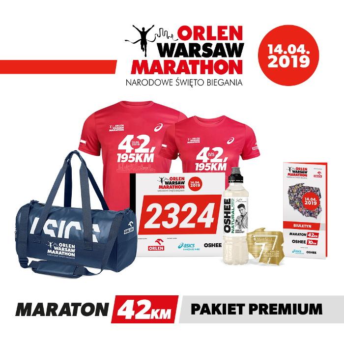 ORLEN Warsaw Marathon 2019 pakiety