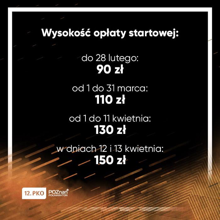 Poznań Półmaraton 2019