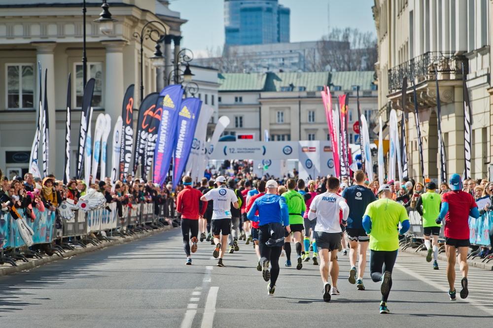 14. PZU Półmaraton Warszawski: ostatni dzień niższej opłaty startowej