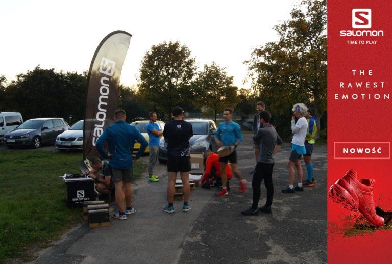 Bezpłatne treningi Salomon i bieganie w butach Speedcross 5