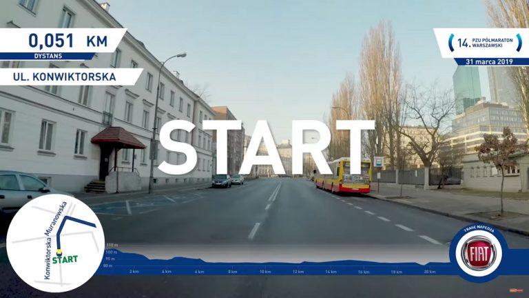14. PZU Półmaraton Warszawski za mniej niż 40 dni