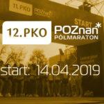 12. PKO Poznań Półmaraton – trasa z perspektywy biegacza [WIDEO]