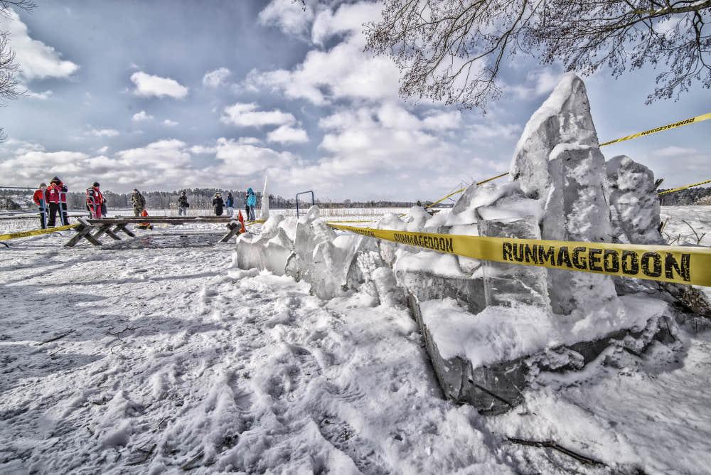 Zimowy Runmageddon 2019