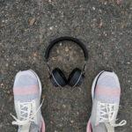 Bezprzewodowe słuchawki nauszne do biegania?