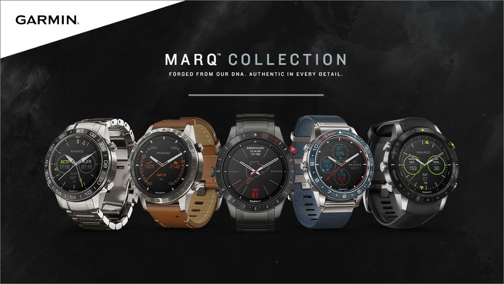 Garmin MARQ - seria 5 specjalistycznych zegarków