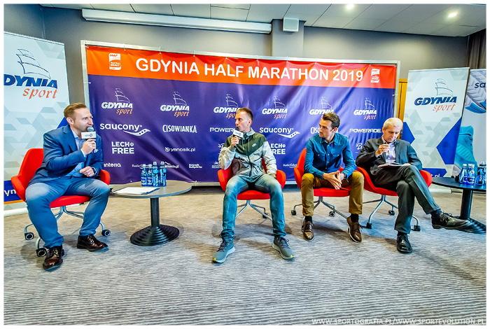 Gdynia Półmaraton 2019 elita biegaczy