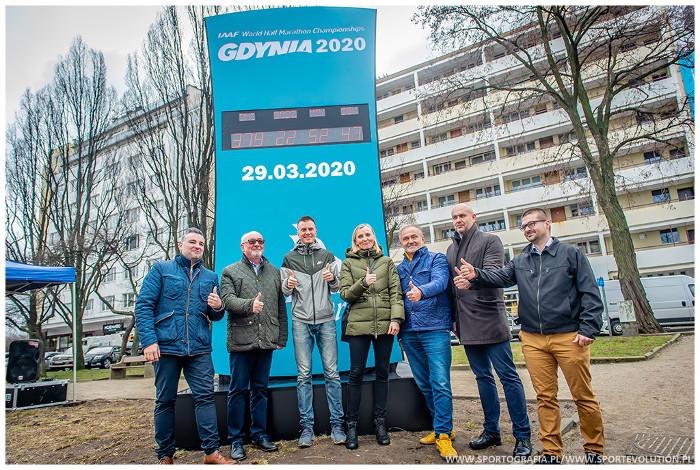 Mistrzostwa Świata w półmaratonie w Gdyni w dniach 27-29 marca 2020 roku