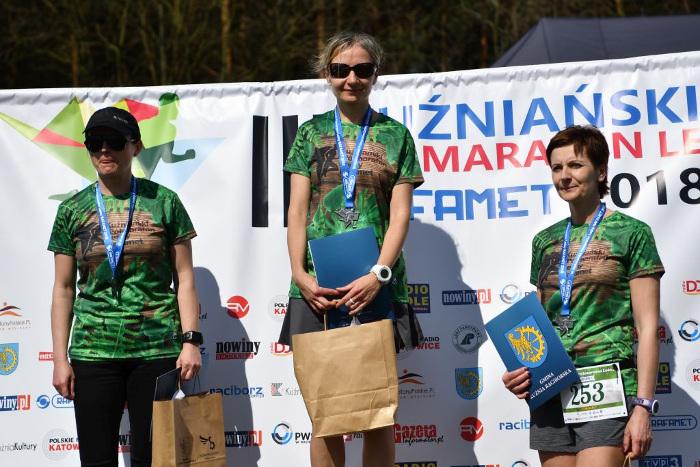 Kuźniański Półmaraton Leśny RAFAMET 2019