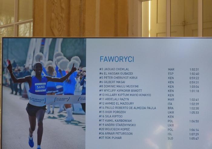 Półmaraton Warszawski 2019 faworyci