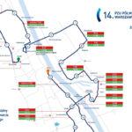 Półmaraton Warszawski startuje 31 marca – UTRUDNIENIA W RUCHU