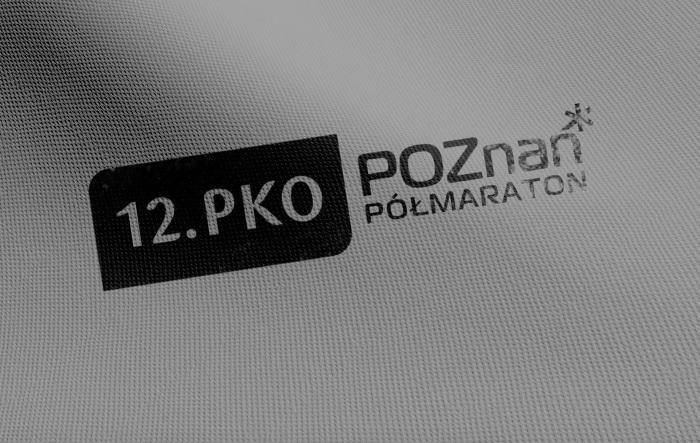 Poznań Półmaraton 2019 koszulka techniczna