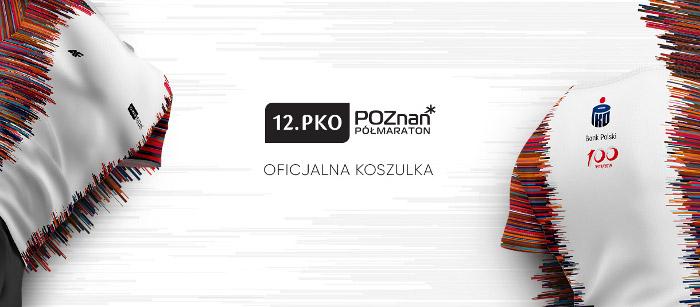 Poznań Półmaraton 2019 koszulka
