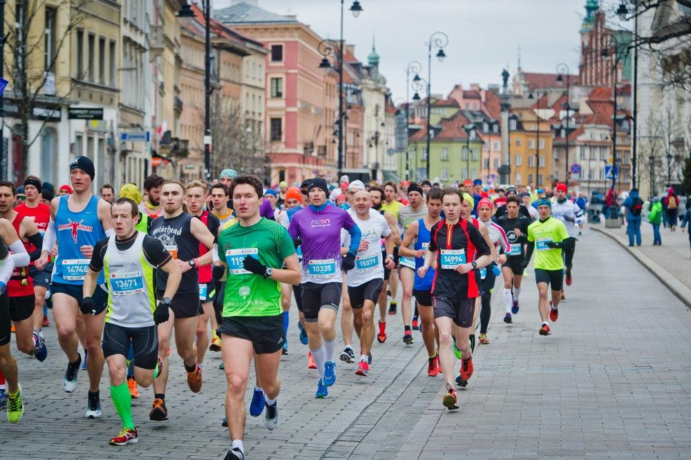 Półmaraton Warszawski 2019 - wiosna startuje za 23 dni!