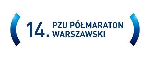 14. Półmaraton Warszawski logo