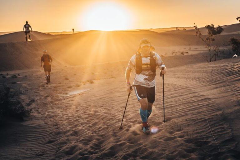 Inspirujący Runmageddon Sahara 2019
