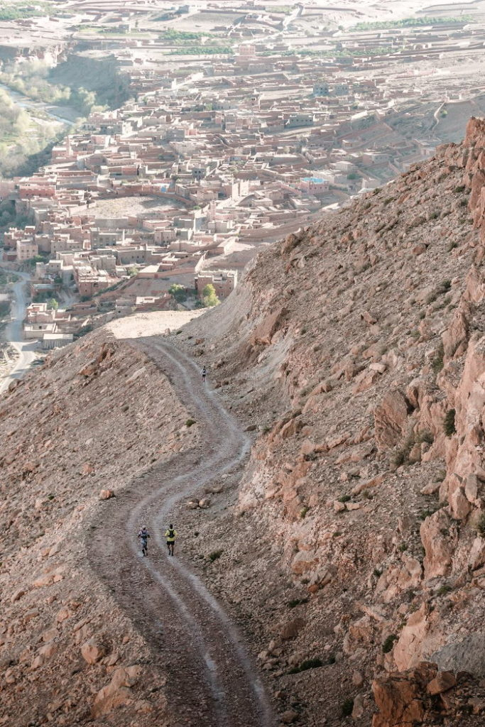 Inspirujący Runmageddon Sahara 2019 trasa