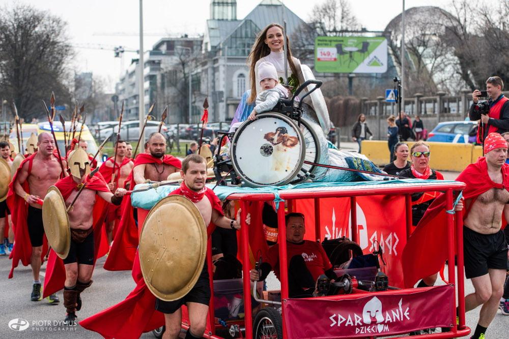 Półmaraton Warszawski 2019, blisko 900 tysięcy złotych na cele charytatywne