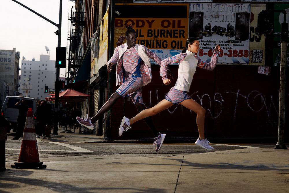 Adidas łączy siły z Missoni