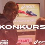 ASICS zaczaruje biegaczy podczas ORLEN Warsaw Marathon 2019!