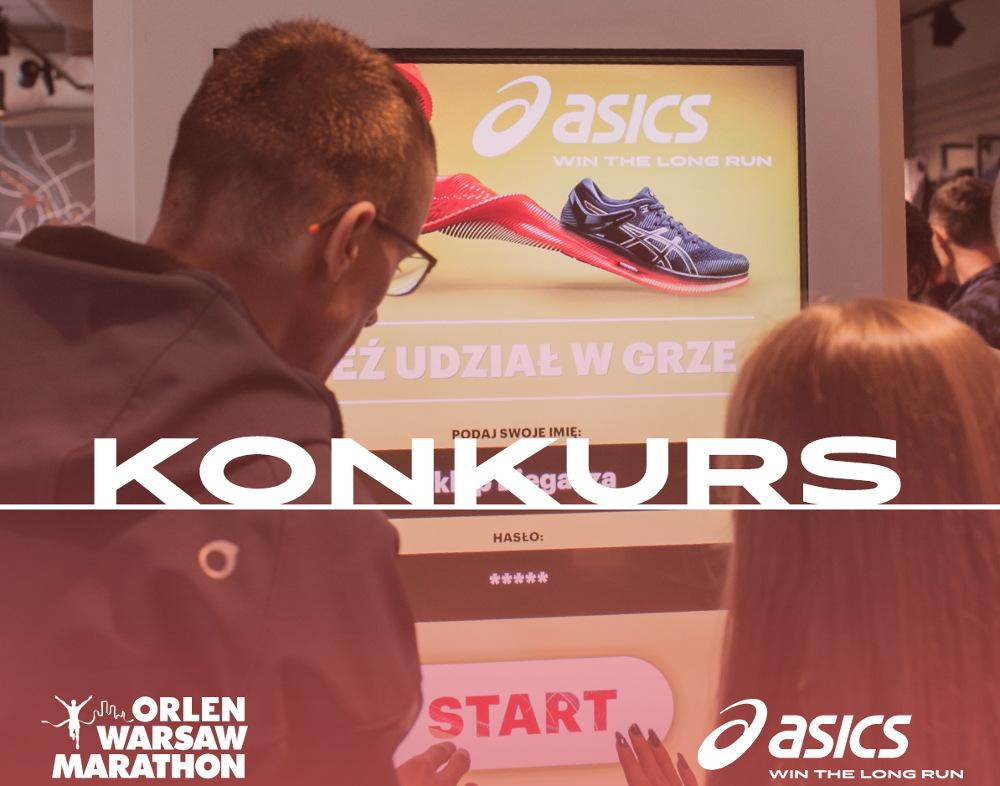 ASICS zaczaruje biegaczy podczas ORLEN Warsaw Marathon 2019