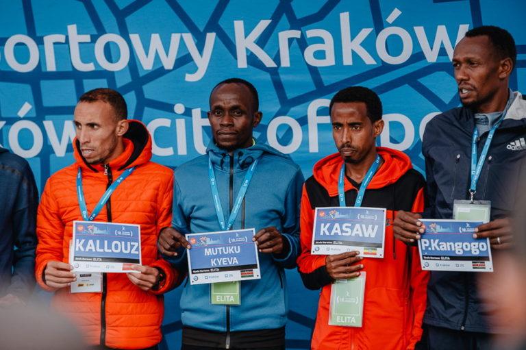 Cracovia Maraton - znamy skład elity maratonu
