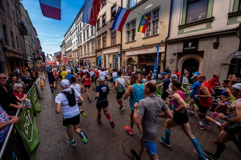 Cracovia Maraton 2019 - jakie utrudnienia w ruchu czekają Kraków