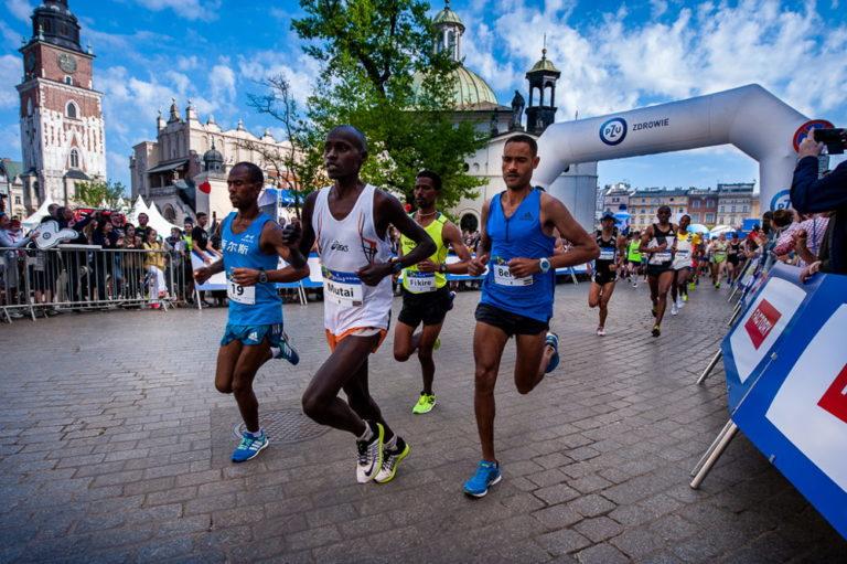 18. PZU Cracovia Maraton - jakie nagrody finansowe czekają najlepszych zawodników