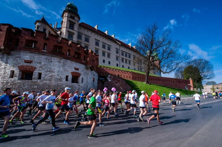 Na weekend maraton w Krakowie. To już 18. edycja Cracovia Maraton