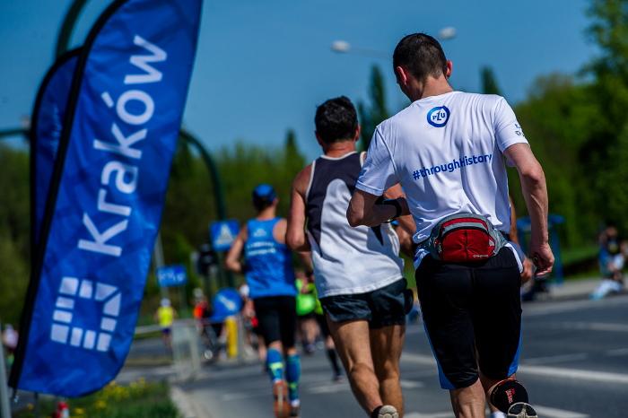 Cracovia Maraton 2019 jakie utrudnienia w ruchu czekają na mieszkańców krakowa