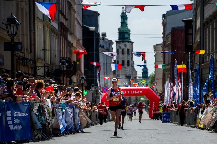 Cracovia Maraton 2019 jakie utrudnienia w ruchu czekają kierowców