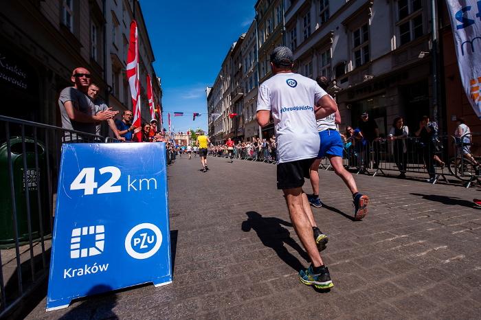 Cracovia Maraton 2019 jakie utrudnienia w ruchu czekają Kraków