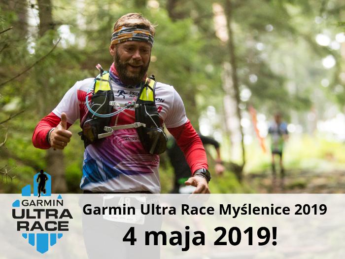 Garmin Ultra Race Myślenice 2019 z punktami ITRA