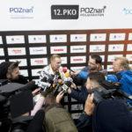 Krystian Zalewski ocenia swój bieg podczas 12. PKO Poznań Półmaratonu