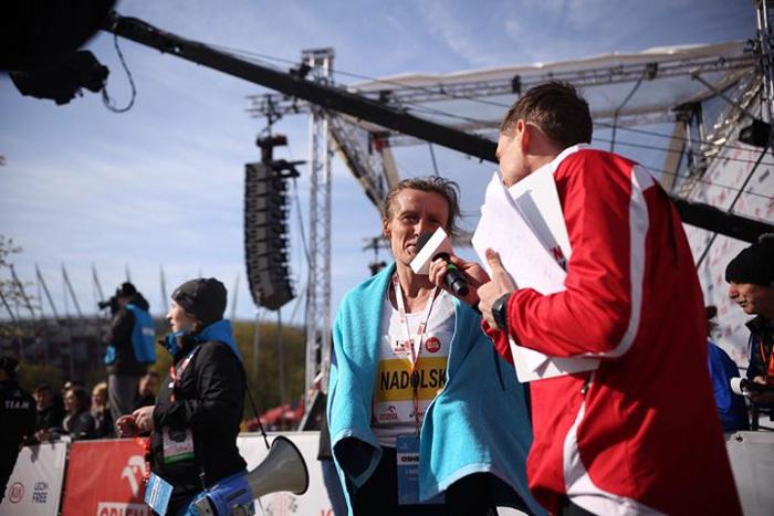 Zwycięzcą biegu OSHEE 10km podczas ORLEN Warsaw Marathon 2019 został Polak