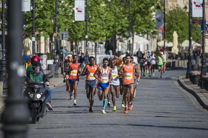 ORLEN Warsaw Marathon 2019 - utrudnienia i trasa biegu