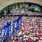 Na ulicach Warszawy trwa ORLEN Warsaw Marathon 2019 – [OGLĄDAJ NA ŻYWO]