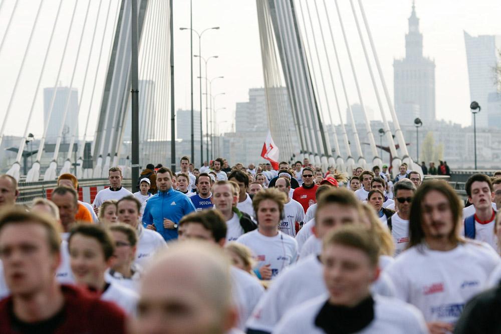 ORLEN Warsaw Marathon 2019 z akcentem charytatywnym