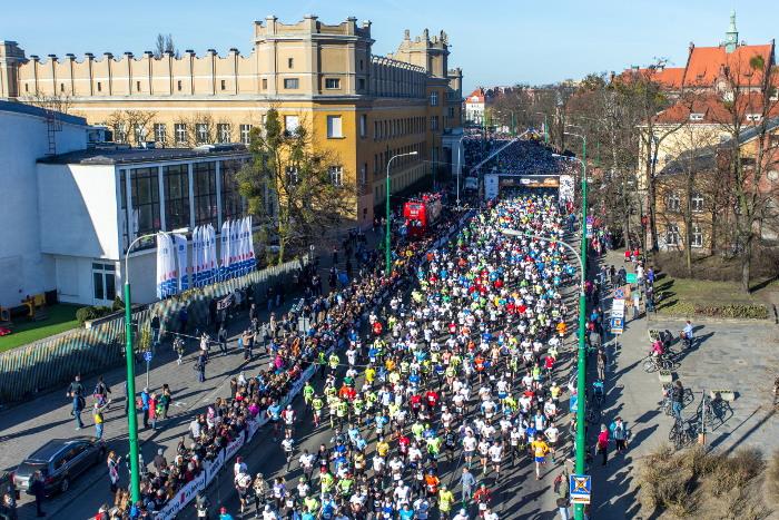 Poznań Półmaraton 2019 utrudnienia i trasa