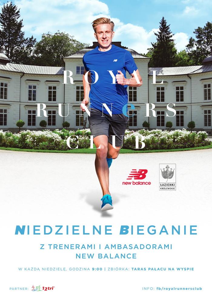 Royal Runners Club, czyli treningi biegowe