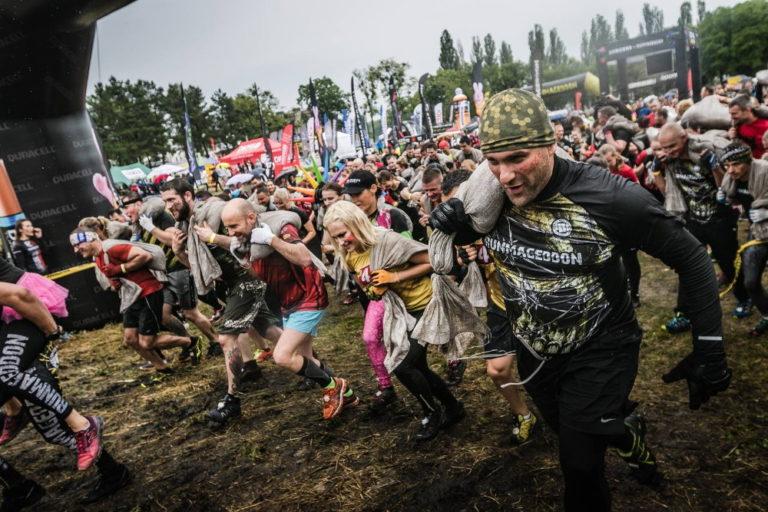 Runmageddon Ełk - majowy festiwal biegów z przeszkodami