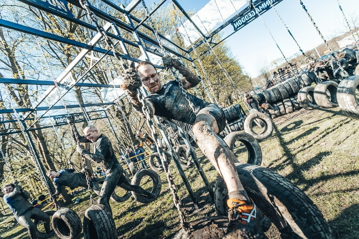 Runmageddon Ełk - są zdjęcia z tras